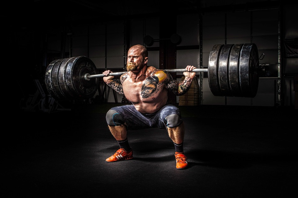 The Art of Lifting Weights | Parisist